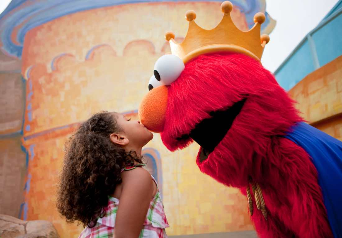 Every weekend from April 13 through May 20, join Elmo, Cookie Monster, Abby Cadabby and everyone's favorite furry friends for fun at Sesame Street® Kids' Weekends. Grab your spring time tickets today for some weekend fun with Elmo.