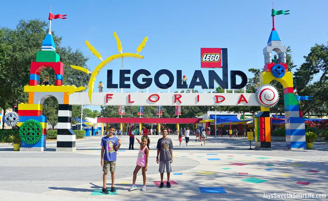 Spend your summer building memories at Legoland in Florida. There is something for the whole family to enjoy at this wonderful Theme Park.