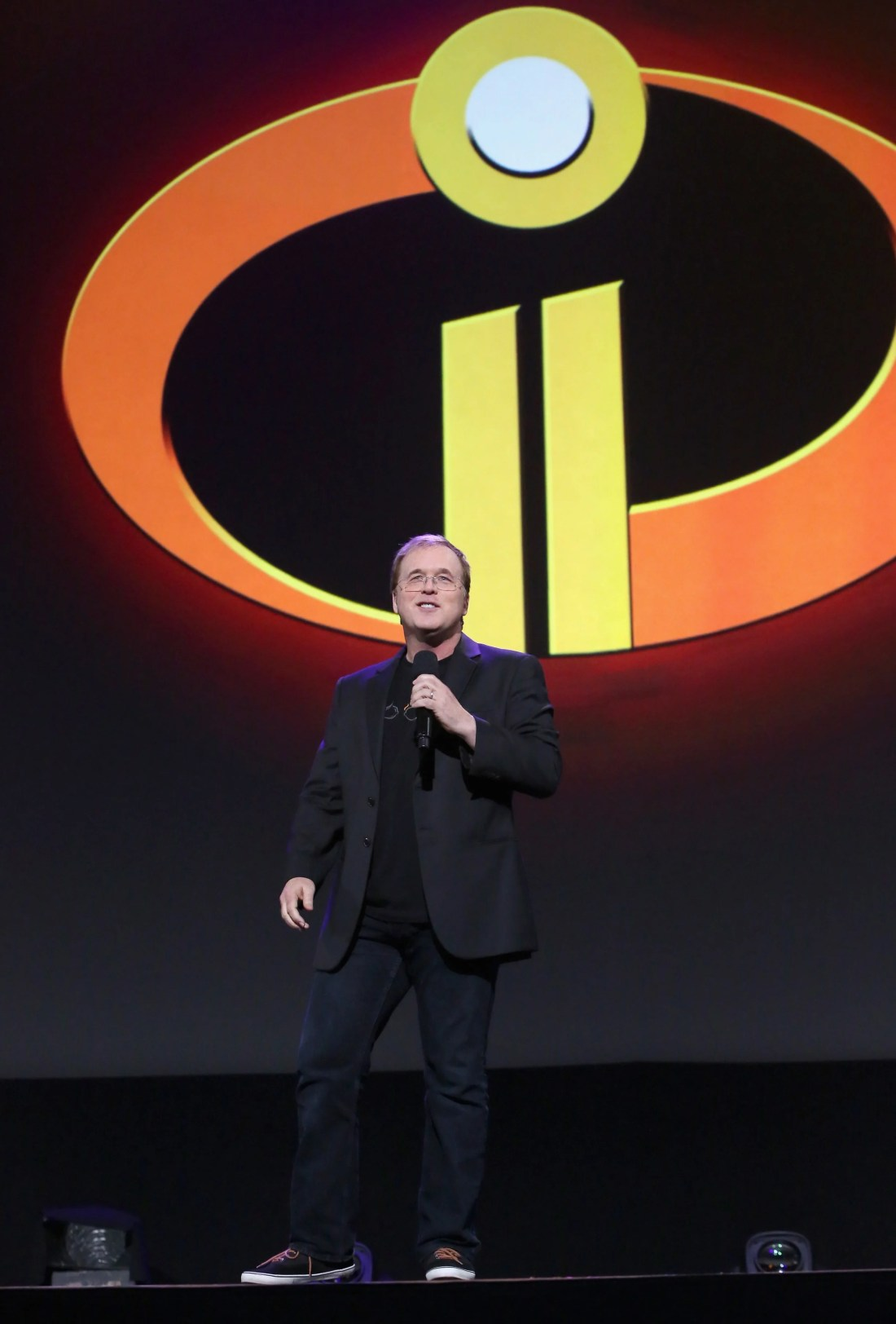 Director Brad Bird of INCREDIBLES 2 took part today in the Walt Disney Studios animation presentation at Disney's D23 EXPO 2017 in Anaheim, Calif. INCREDIBLES 2 will be released in U.S. theaters on June 15, 2018.