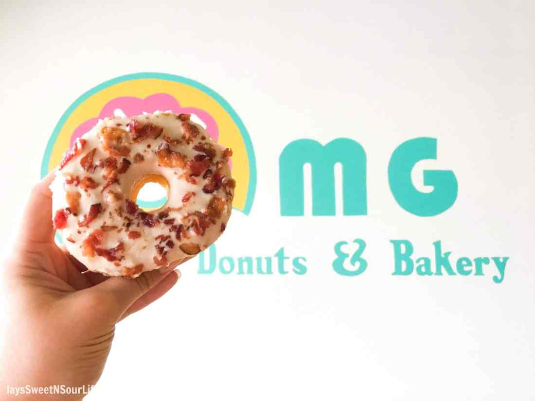OMG Donuts and Bakery - Visit Cabarrus County Photo. A Large Families Adventure Guide To Cabarrus County - North Carolina - via JaysSweetNSourLife.com.