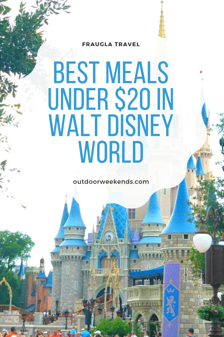 Planning a family vacation to visit Walt Disney World? Checkout my top picks on Best Meals Under Twenty Dollars in Walt Disney World.