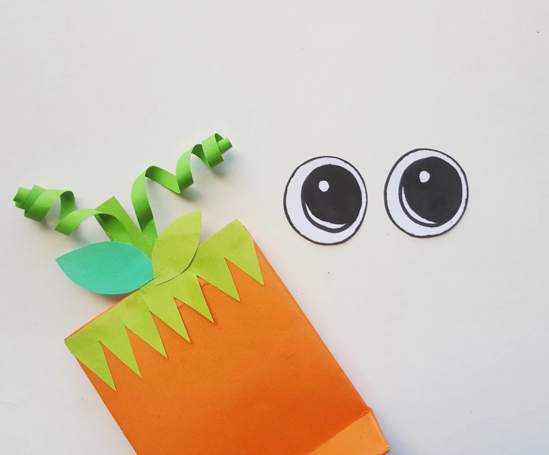 Pumpkin Trick or Treat Bag Step 5. These cute pumpkin trick or treat bags are perfect for Halloween themed class parties, easy to follow and fun to hand out to friends.