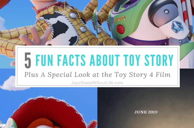 Learn 5 Fun Facts about Disney's Toy Story films plus, take a special look at the Toy Story 4 Film hitting theaters June 21, 2019.