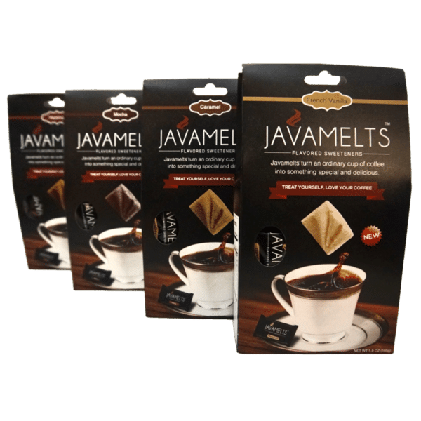 Javamelts is a flavored sweetener for your coffee or tea! It's a quick, simple and delicious Read more about the hottest gifts of the season on my blog.