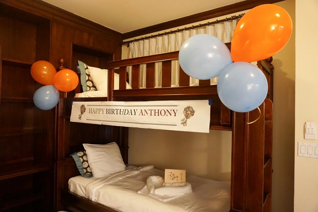 Anthony Birthday Surprise Beaches Resorts ini Turks and Caicos. Planning a trip to Beaches Resorts in Turks and Caicos? Learn about how you can celebrate your birthday in style during your next trip.