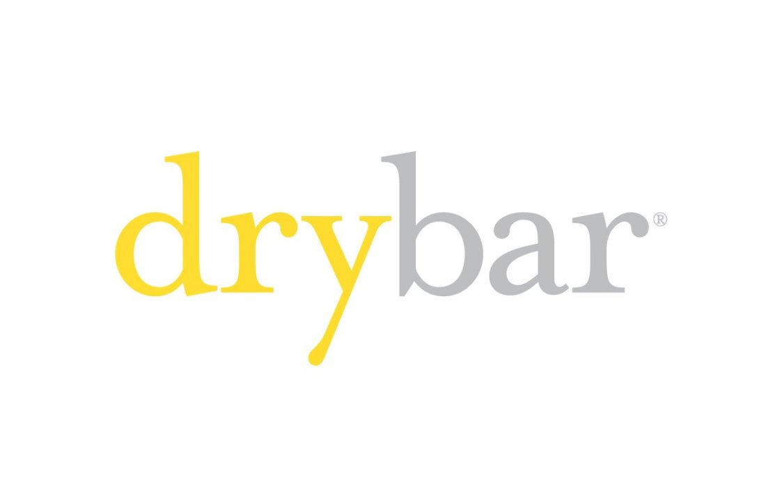 Drybar white logo. My first time experiencing Drybar at Beaches Resorts in Turks and Caicos rocking a Mermaid Braid. Plus an Exclusive Interview with Alli Webb.