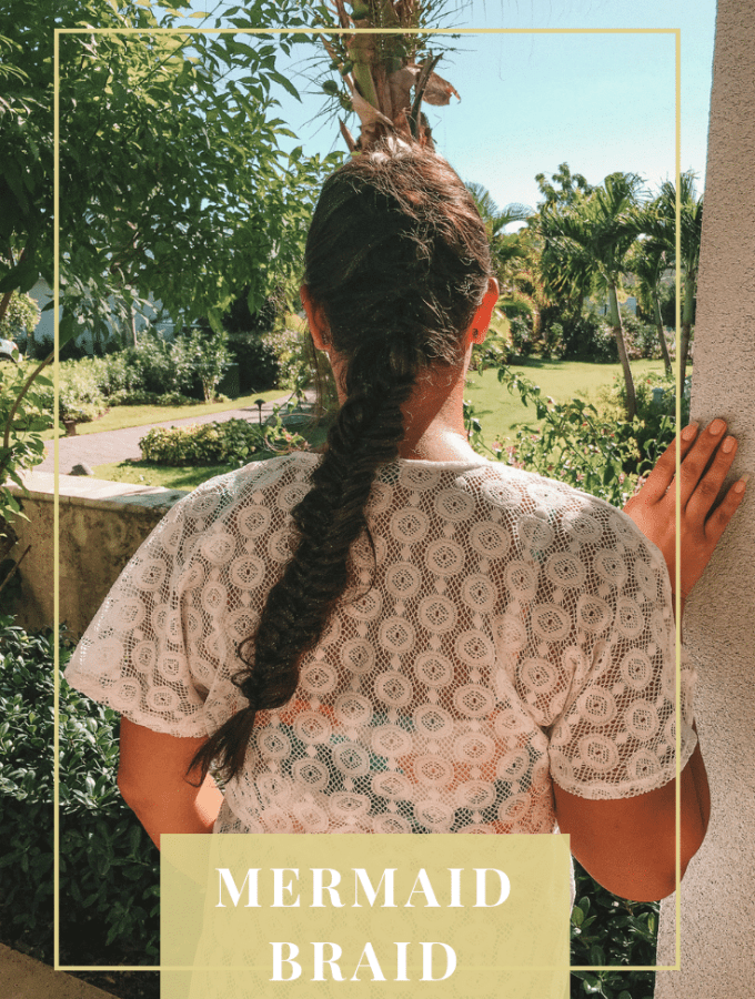 Mermaid Braid. My first time experiencing Drybar at Beaches Resorts in Turks and Caicos rocking a Mermaid Braid. Plus an Exclusive Interview with Alli Webb.