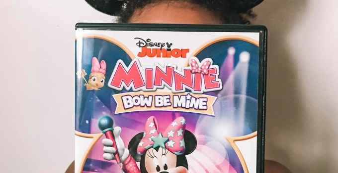 Disney Jr. Minnie: Bow Be Mine – Now Available on DVD!