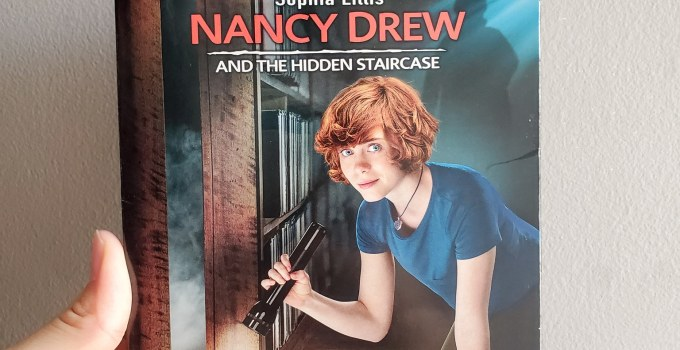 Nancy Drew And The Hidden Staircase DVD Giveaway