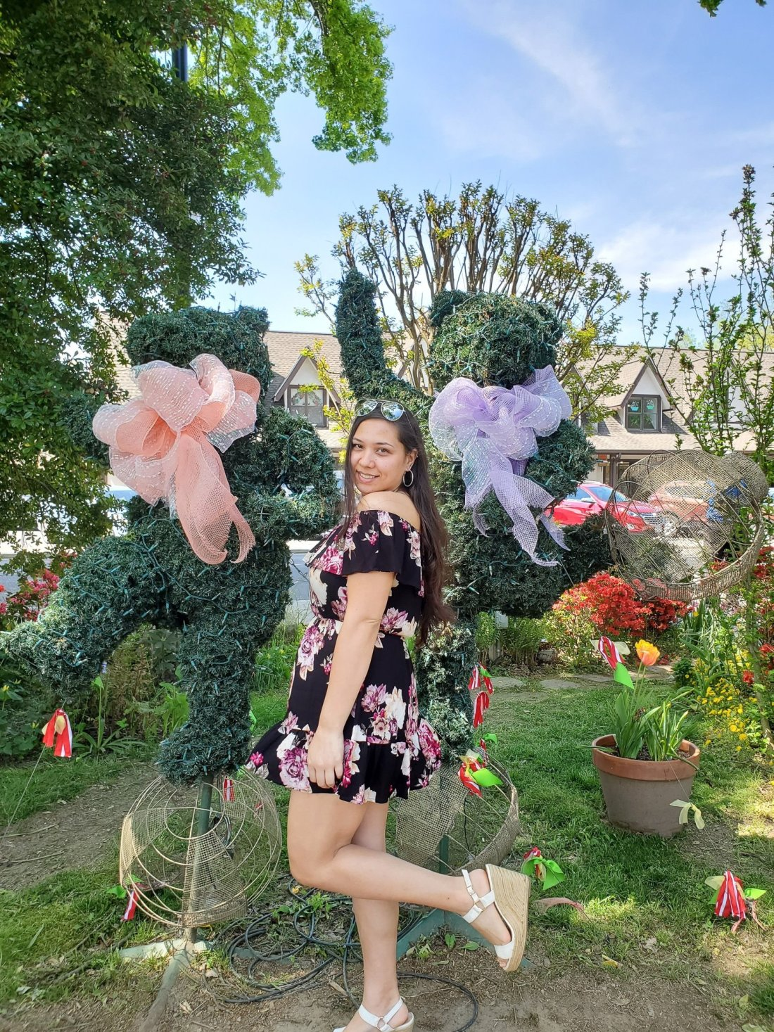Jay's Style Black Booming Beauty Mini Dress Dancing Bears. Jay shares her latest style for the season. Follow along as Jay shares all the fun and interesting outfits she loves in her newest blog feature Jay's Style.