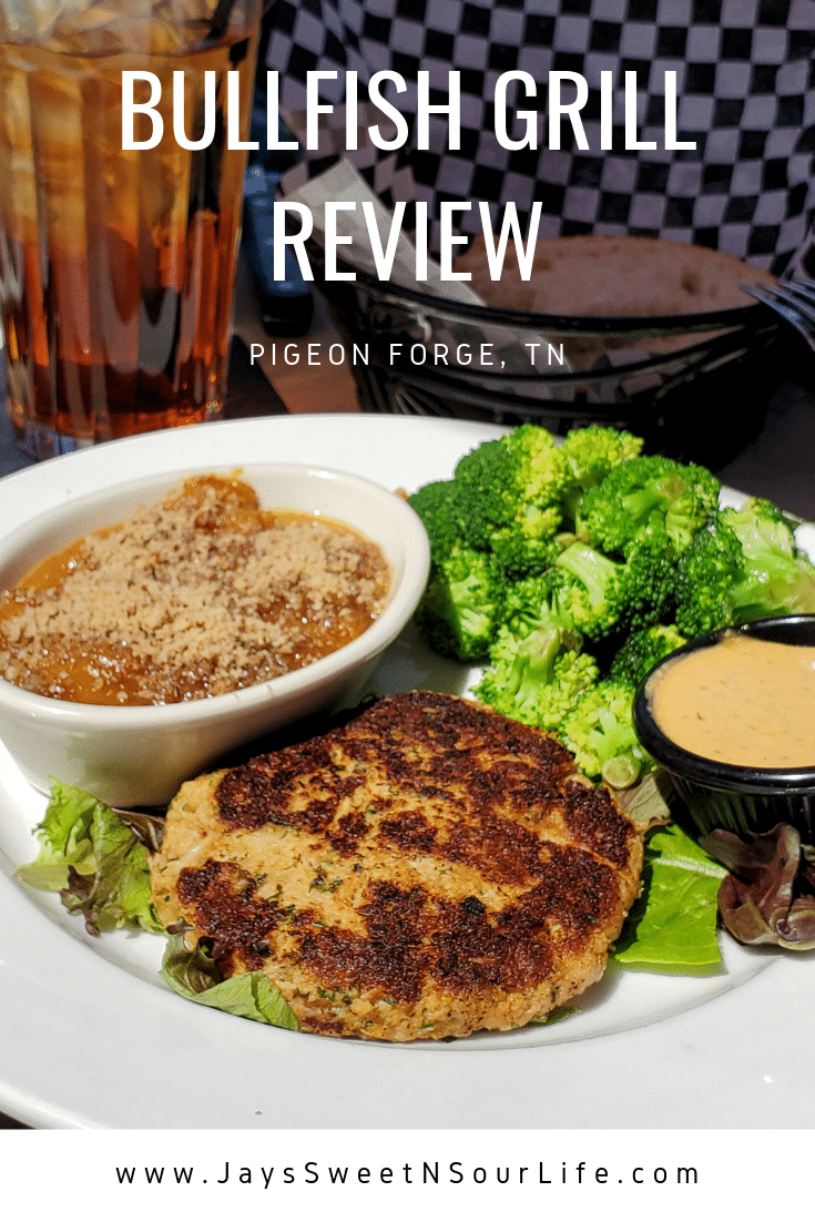 Bullfish Grill in Pigeon Forge, TN Review. The Bullfish Grill offers a superb dining experience built for families to enjoy. Enjoy freshly baked bread with a backdrop of the beautiful Smoky Mountains. View the menu and all the foods we enjoyed during our visit on the blog.