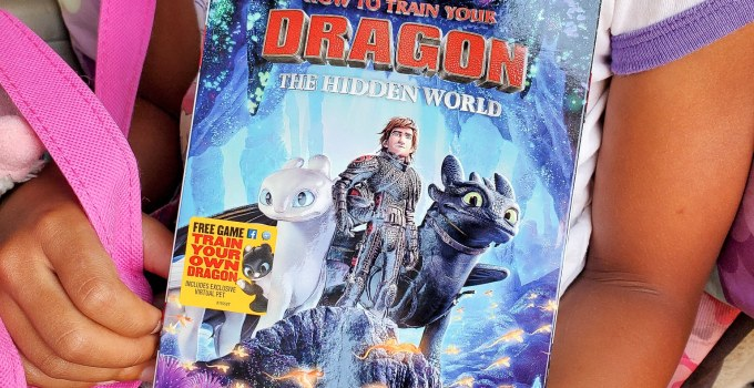 How To Train Your Dragon: The Hidden World – Available on 4k, Blu-ray & DVD
