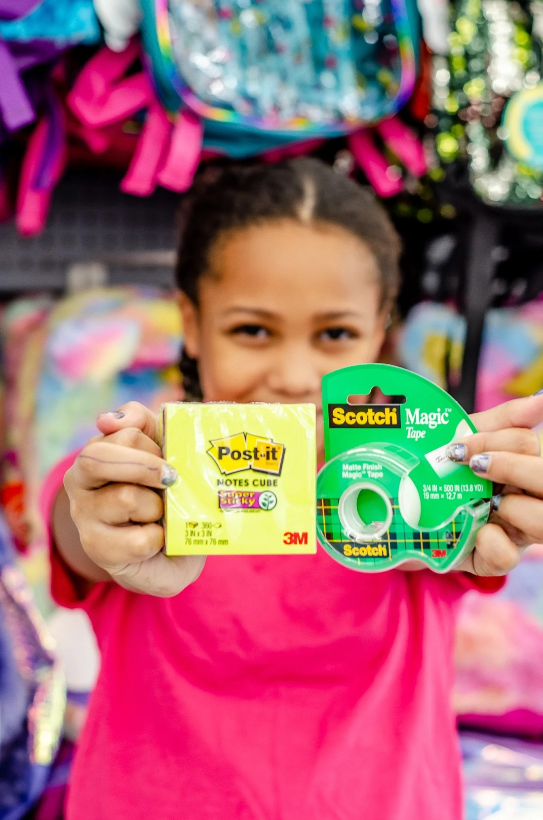 Keturah Walmart Post it Scotch Fandango offer.. This year if you purchase $10 worth of any Post-it® and Scotch® Back to School stationery products from your local Walmart. You will receive a $10 Fandango promo code for your next movie ticket purchase.