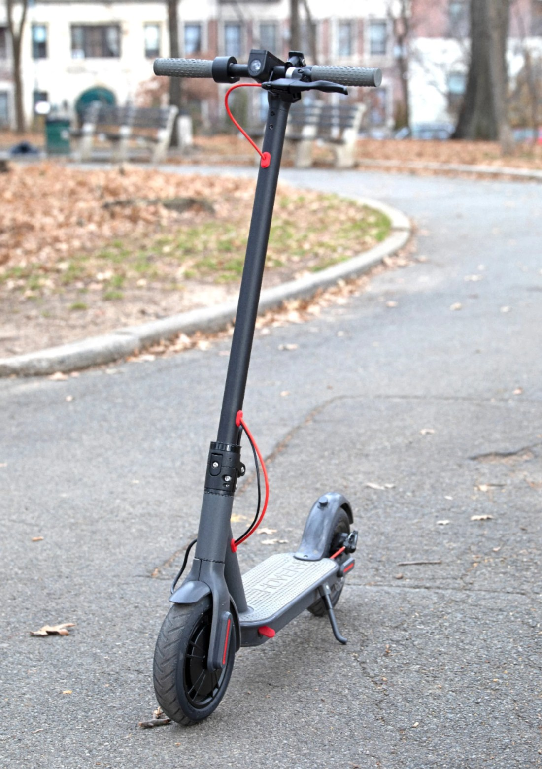 Hover-1 Electric Folding Scooter. Ride in style back to school with the Hover-1 Electric Folding Scooter