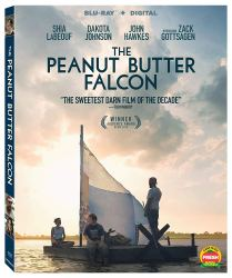 The Peanut Butter Falcon brings the story of Zak and Tyler. As the movie opens, Zak, a 24 yr.old with Down Syndrome, is plotting to escape the facility where the state has put him (we later learn his family abandoned him). Meanwhile Tyler, caught stealing crab traps, is fired from his job and on the run.