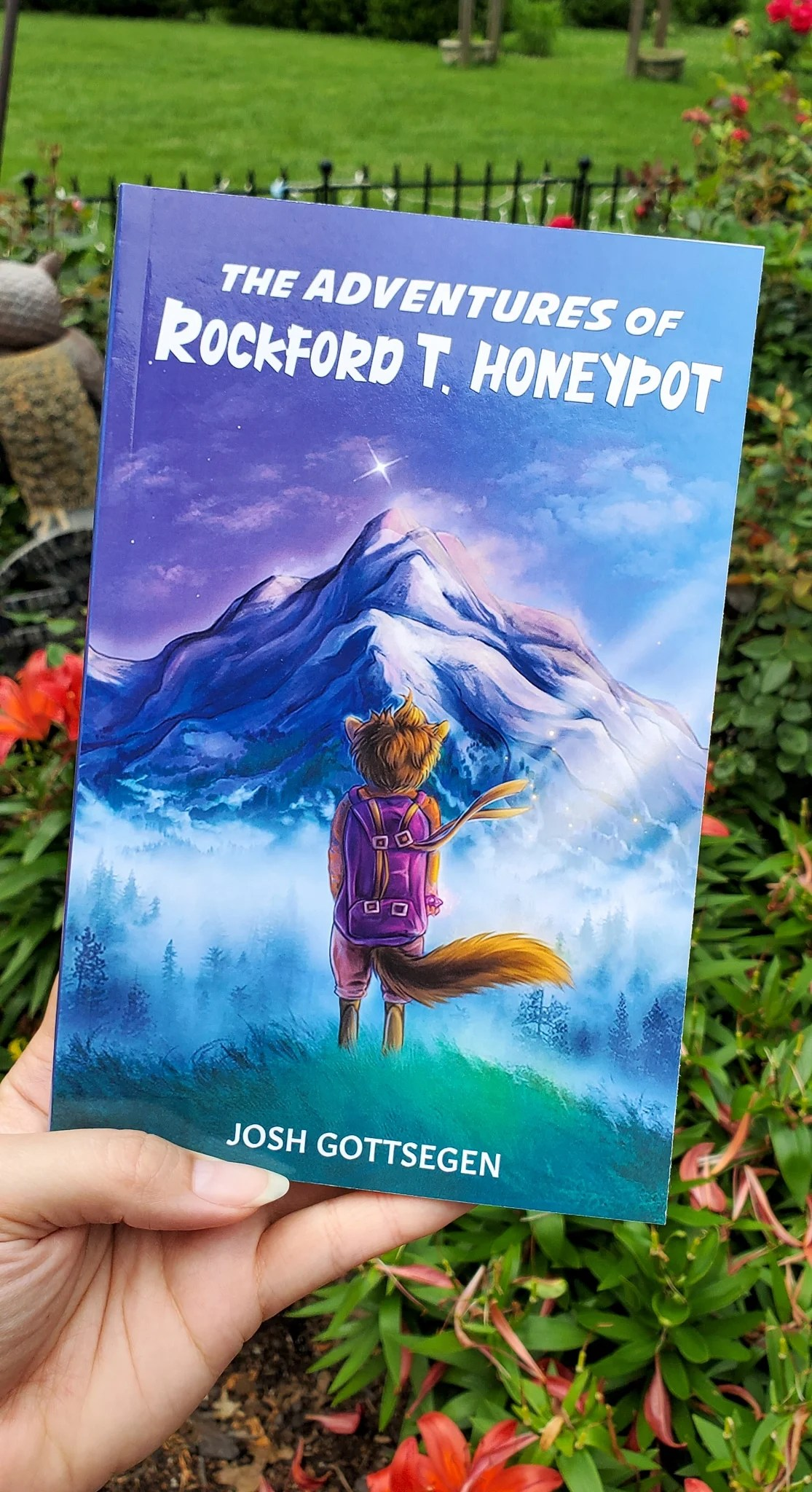Read my full review of The Adventures of Rockford T. Honeypot book on my blog. This book is full of adventure, love, friendship, and more! The perfect book for kids young and old, add this book to your summer reading list today!