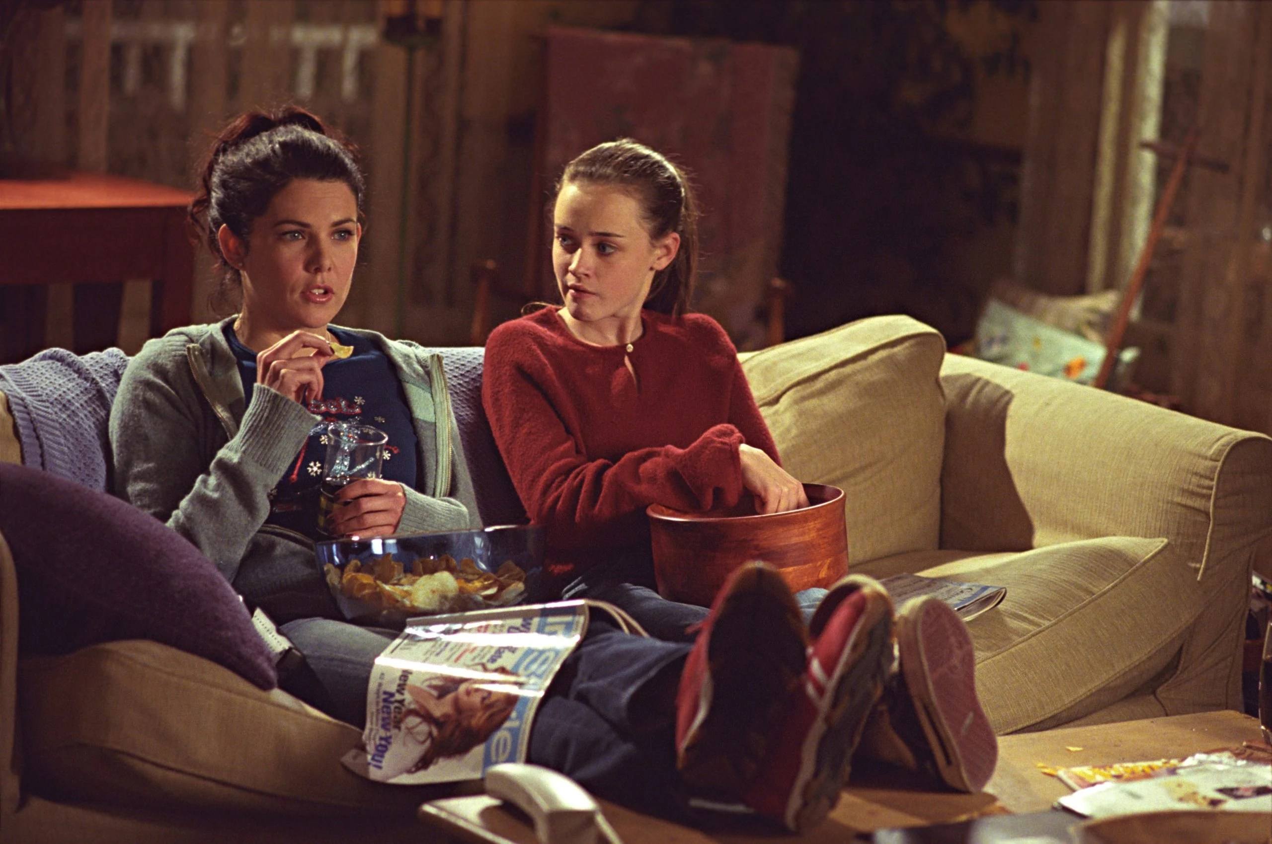 Gilmore Girls. Instead of getting down and out about having to shelter in place away from your girl squad, have agirls night inand get lost in these Top 10 binge worthy female-centric TV series that have strong female leads and will give you the girl-power you have been missing!