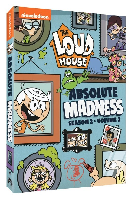 - The Loud House: Absolute Madness Season 2 - Jays Sweet N Sour Life
