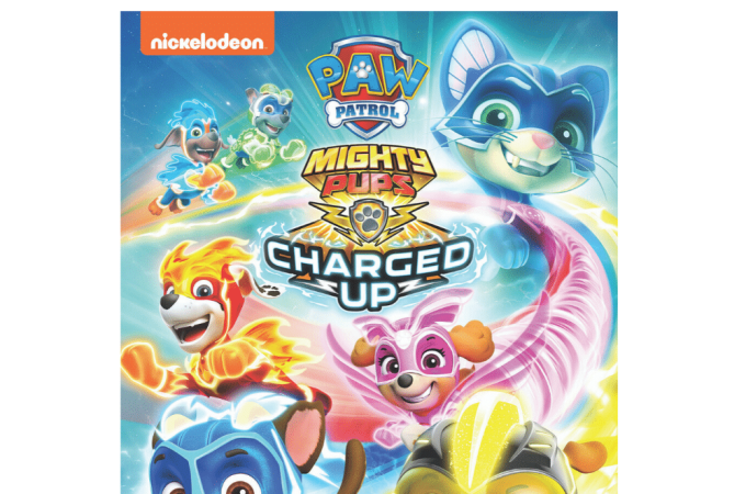 PAW Patrol Mighty Pups Charged Up DVD Giveaway. The paw-some Mighty Pups are back for next level action-packed adventures inPAW Patrol: Mighty Pups Charged Up. Enter to win a copy of this awesome DVD on my blog today, giveaway ends 6/5.