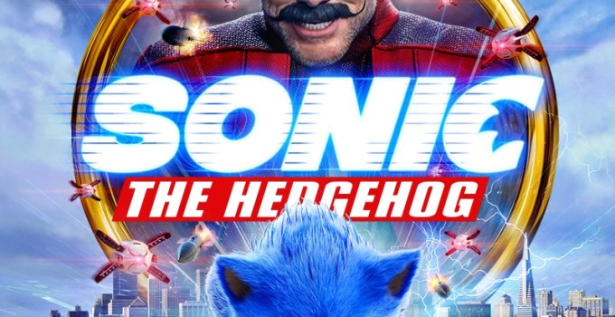 SONIC THE HEDGEHOG Now Available on 4K Ultra HD, Blu-ray, DVD, Digital and On Demand