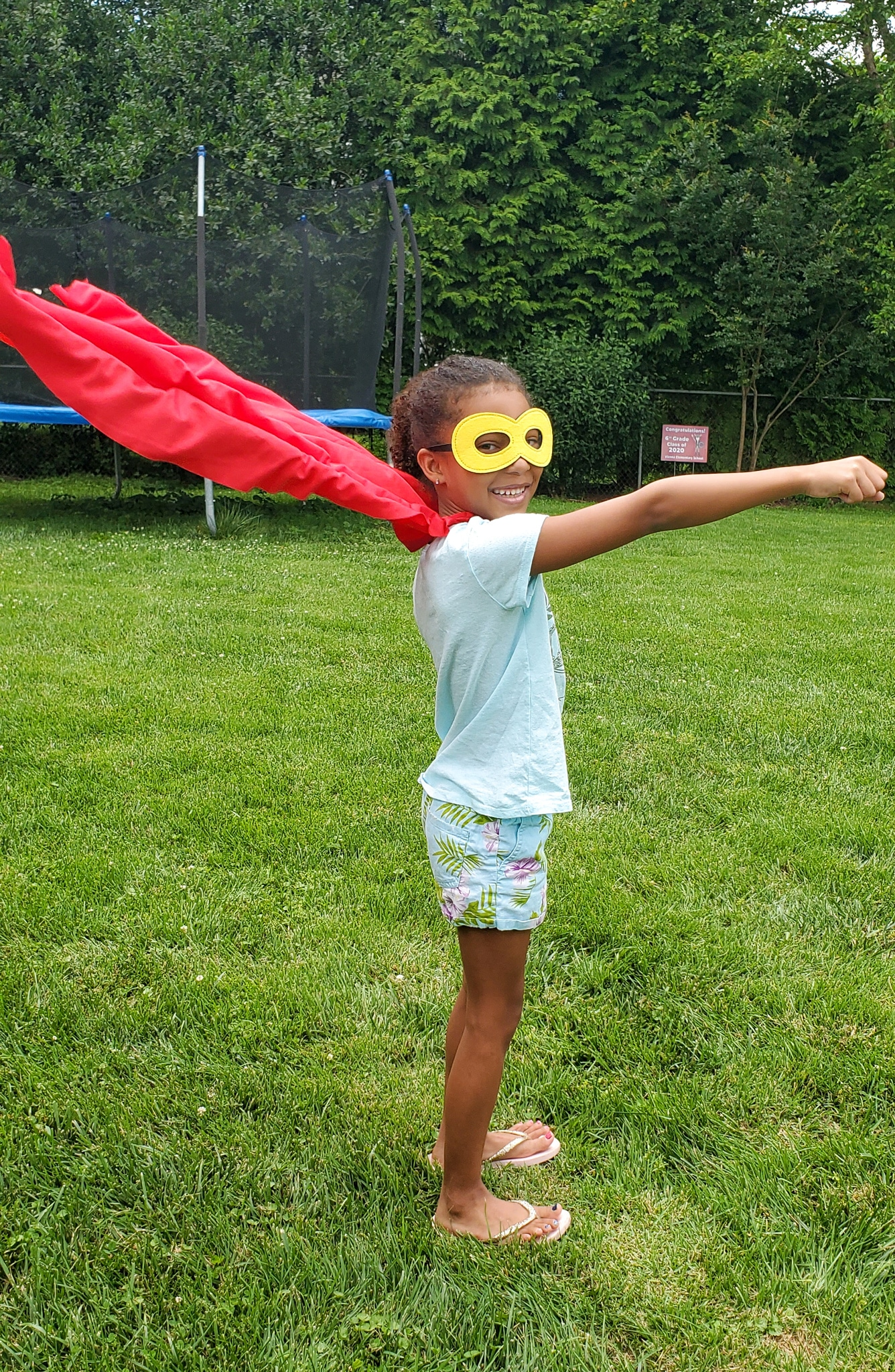 Virtual Super Hero Training Fly. Join us as we adventure through 8 weeks of Virtual Camp Warner Bros. Each week will feature a new fun family friendly activity and a Warner Bros. Show or Movie. This week featured a Virtual Super Hero Training.