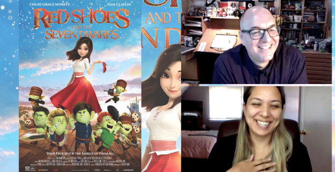 Interview with Director Tony Bancroft   Red Shoes and the Seven Dwarfs