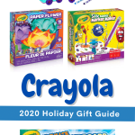 Crayola 2020 Holiday Gift Guide. Give the gift of imagination and creation this holiday season with these must-have Crayola gifts. This year's 2020 Crayola Holiday Gift Guide is full of this season's hottest STEAM toys and more!