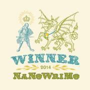 NaNoWriMor Winner 2014