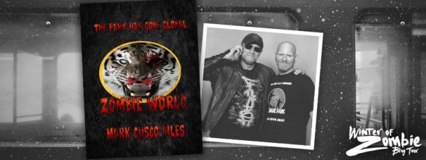 Mark Ailes | Zombie World | Winter of Zombie 2016