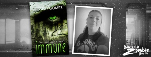 Jessica Gomez | Immune | Winter of Zombie 2016