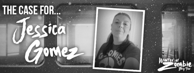The Case for Jessica Gomez | Winter of Zombie 2016