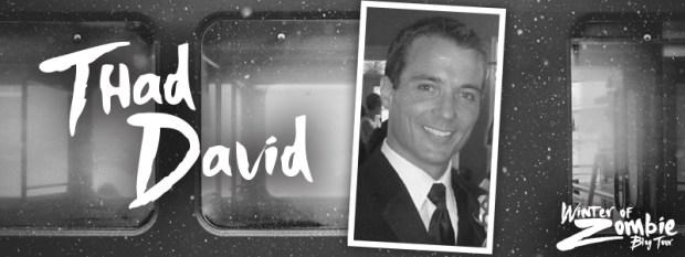 Thad David   Winter of Zombie 2016