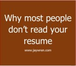 The Simple Way to Write a Killer Resume