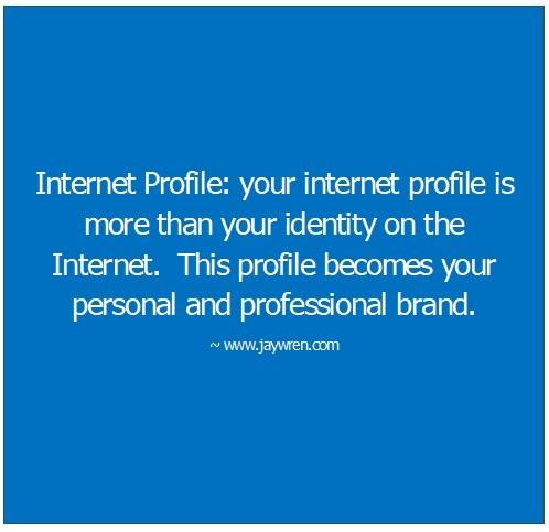 Internet Profile 1