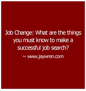 Job Change