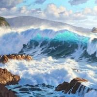 Stunning Landscape Paintings by Samuel Earp