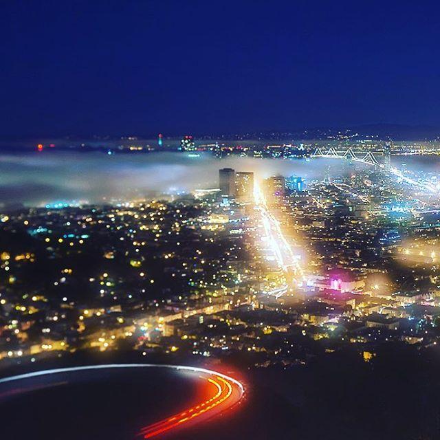 A Skyline Ago  San Francisco is quite the cityhavehellip