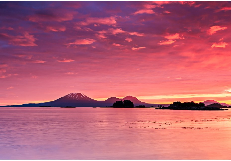 Sitka Sound Shines by Joe Azure.