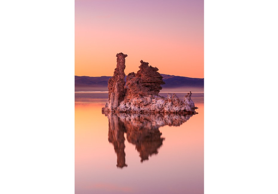 Solo Tufa by Joe Azure.
