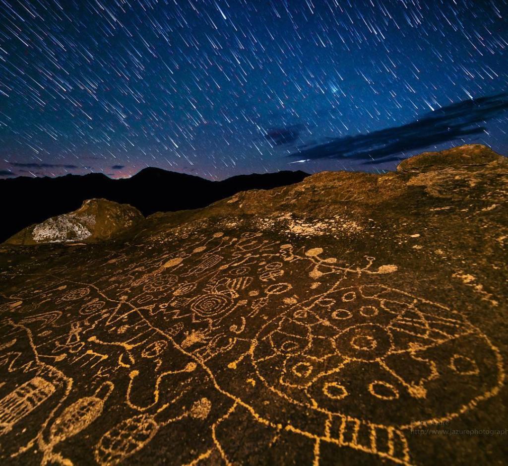 Ancient Light  I sat alone on this ancient rockhellip