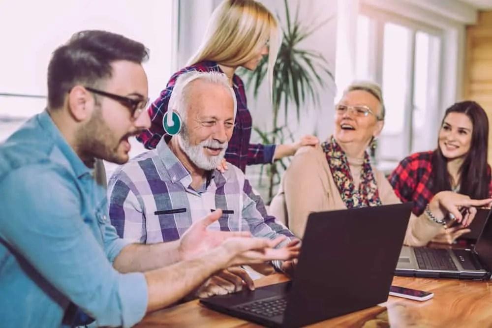 Výuka pro seniory