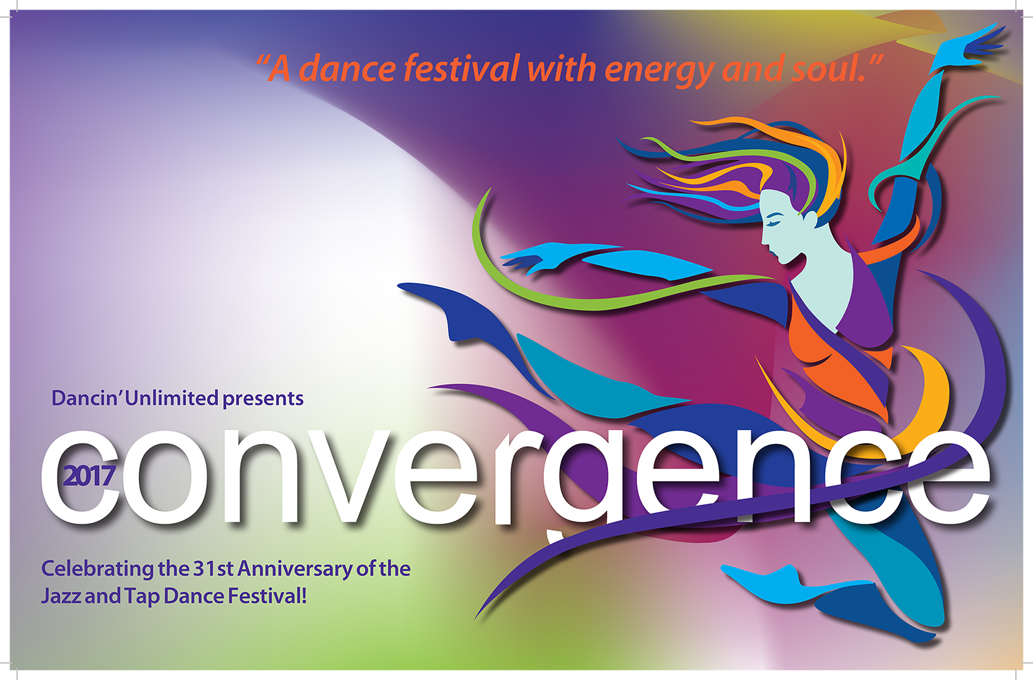 Convergence 2017  – 31st Annual Jazz & Tap Dance Festival