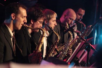 East West European Jazz Orchester Twins 2013 / 2014