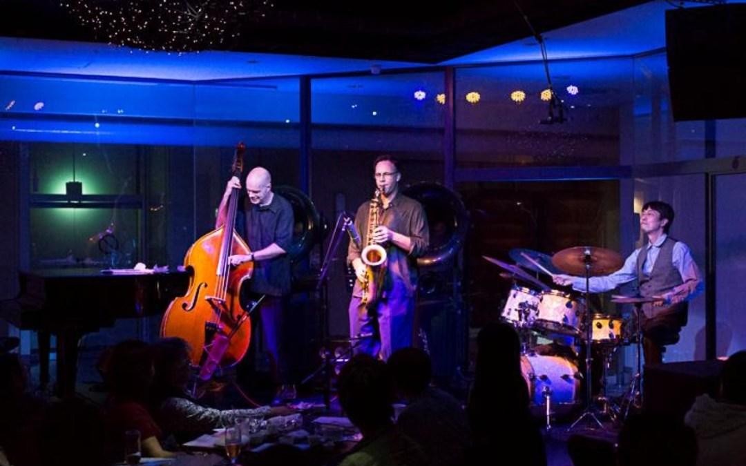 NYCTG – The Intercontinental Jazz Trio – USA / NL / JAPAN