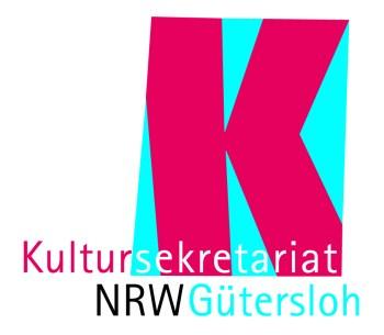 Logo Kultursekretariat NRW Guetersloh