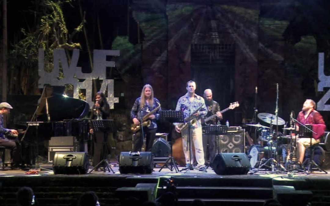 'The Bali Thing' – Uwe Plath / Dian Pratiwi Quintett