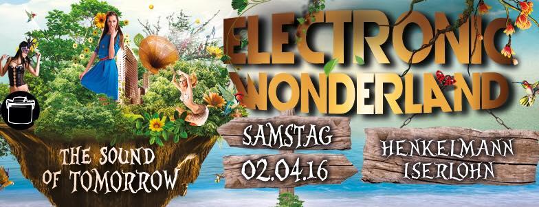 ELECTRONIC WONDERLAND