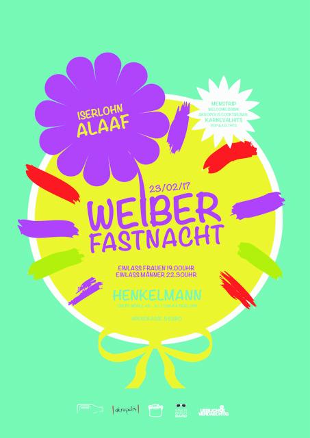 ISERLOHN ALAAF! – Die Weiberfastnacht
