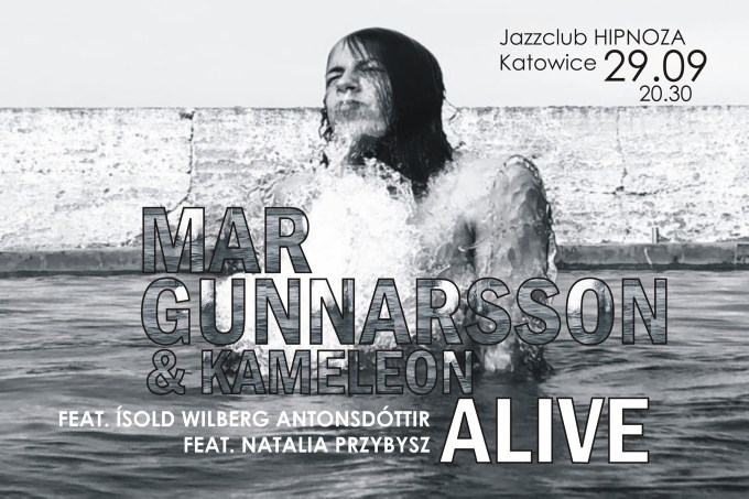 Mar Gunnarsson & Kameleon - ALIVE