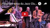 Fête des amis du Jazz Club de Grenoble